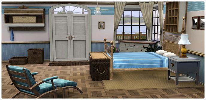 island villa - store - the sims™ 3