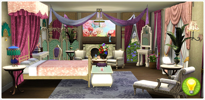 The monarch suite store the sims 3