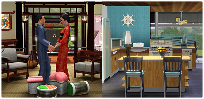 Finest Living Finest Cooking Store The Sims 3