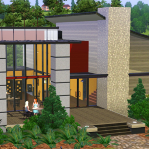 The sims 3 store business as usual bistro review | tsu youtube.