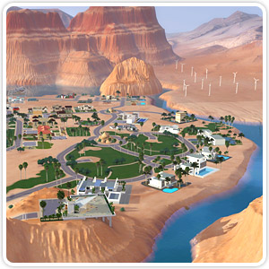 Worlds - Store - The Sims™ 3