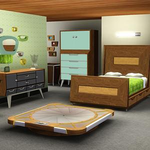 Mid Century Modern Bathroom The Boss Bathtub Store The Sims 3