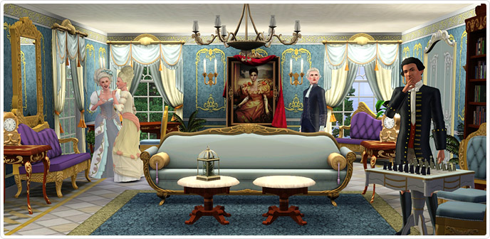 The Sims 3 Store offers hundreds of exclusive items and room sets that you won't find anywhere else. Customize your game with exclusive items such as clothing, hair color, households, lots, objects, patterns, tattoos, worlds, accessories and more.