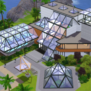 skylight studio for the performing arts store the sims 3