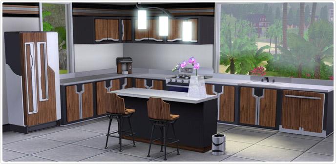 Ultrachill küche store die sims 3