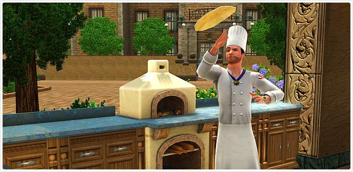 Sims 3 рецепты блюд для - be22c