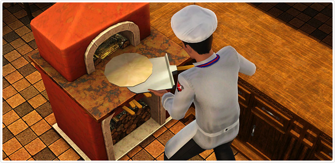 Sims 3 рецепты блюд для - 5d