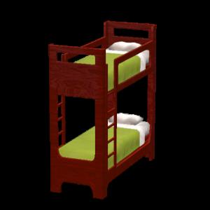Как в симс 4 сделать двухъярусную кровать 342