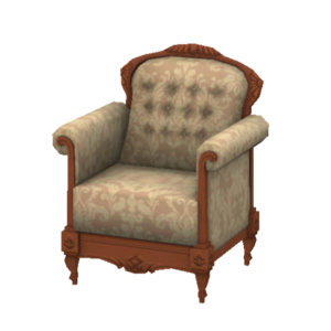 romantique chaise store the sims 3. Black Bedroom Furniture Sets. Home Design Ideas