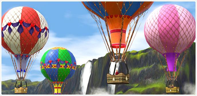 Store download mundo aurora skies edi o ouro oficial for Air balloon games