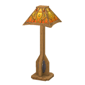 Trapezoid floor lamp store the sims 3 aloadofball Images