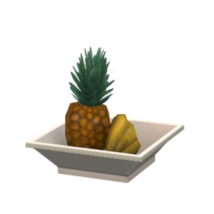 fruit bowl tropical fruit