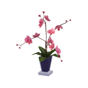 sims 4 how to get an orchid