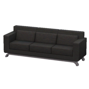 Forte sofa store the sims 3 for Sofa bed sims 4