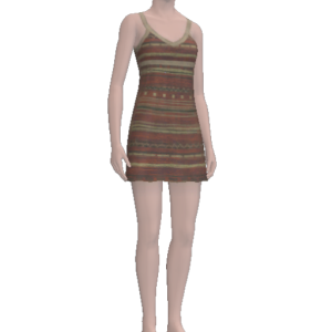 Athletic Dress - Store - The Sims™ 3