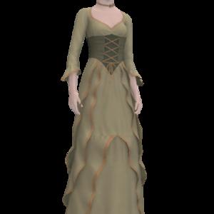 Colonial Fashion Dress Sims