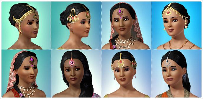 Assez Cheveux - Store - Les Sims™ 3 VI23
