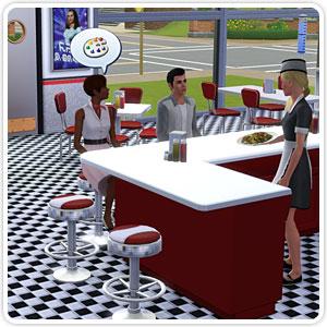 3 De Les Store Tabouret Cubeville Bar Sims™ WEeDH2I9Y