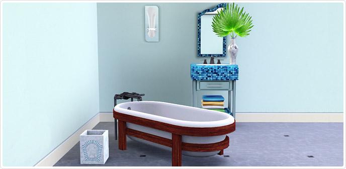 Badezimmer-Set \