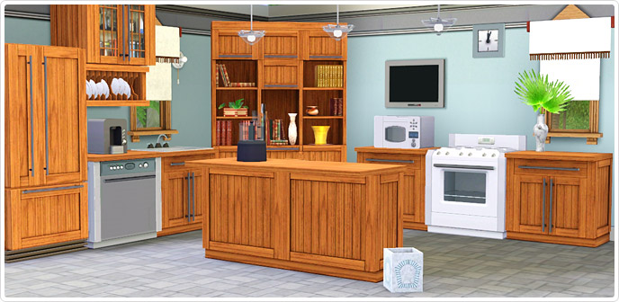 Full Bayside Set - Store - The Sims™ 3