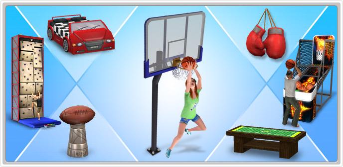 Uberlegen The Sims 3 Store
