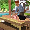 poker table massage