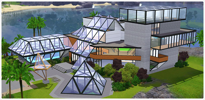 Skylight Studio for the Performing Arts - Store - The Sims™ 3