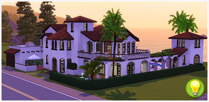 Villa Para So Store The Sims 3