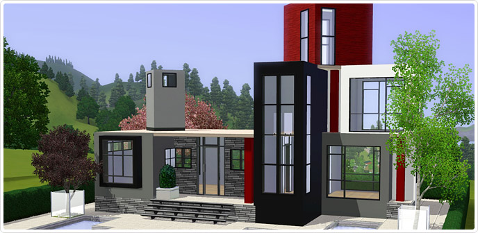 Bauhaus 100th anniversary Stuff Pack — The Sims Forums