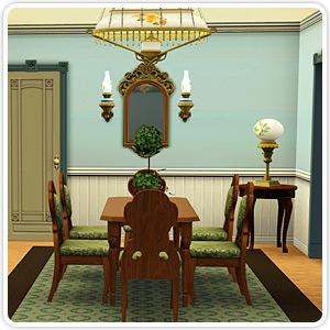 Also Part Of A Set. Regal Living Dining Room Set