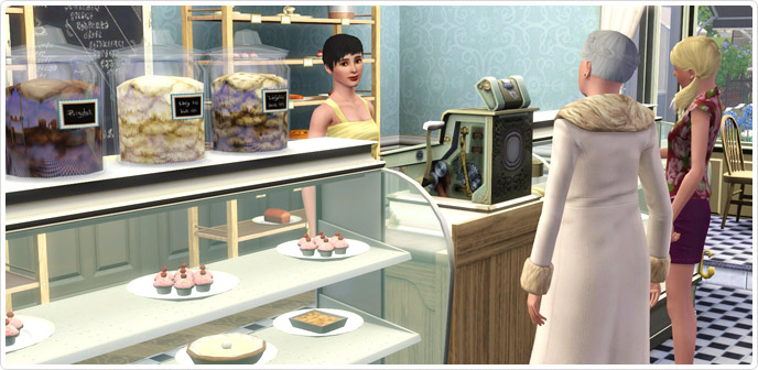 how to bake a wedding cake sims 4 deliciously indulgent bakery venue and new premium content 15580