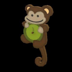 Banana Jeff's Wall Clock - Store - The Sims™ 3