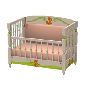 Wilderness Crib Store The Sims 3
