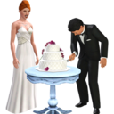 how to bake a wedding cake sims 3 monte vista the sims 3 15579