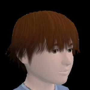Choppy Haircut for Boys , Store , The Sims™ 3